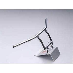 ハリケーン HB0105C-01 170Z型 ハンドル クロームメッキ 外径φ22,2mm 内径φ18mm|e-net