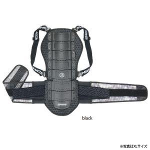 コミネ(KOMINE) SK-692 CEマルチバックプロテクター(ブラック/XL)|e-net