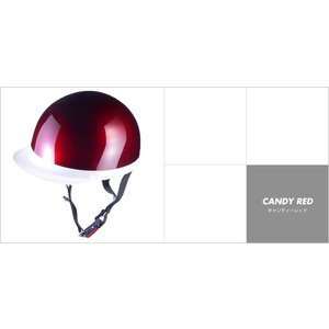 リード工業 CROSS CR-740 ハーフヘルメット|e-net