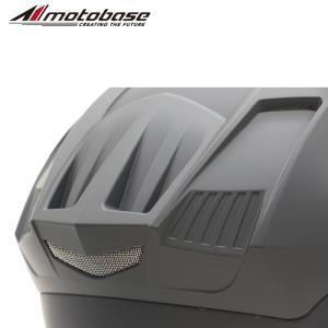 【送料無料】【在庫有】モトベース(MOTO BASE)バイク用(安全規格:SG/PSC)エアロダイナミック フルフェイスヘルメット/MBHL-FF01|e-net|09