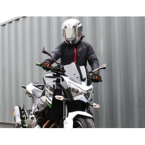 【在庫有】モトベース(MOTO BASE)秋冬春モデル 防風・防水 バイク用ジャケット プロテクション ウインドブレーカー ジャケット/MBWB-01 e-net 07