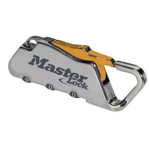 マスターロック(Master Lock)盗難防止用品 ナンバー可変式ロック(オレンジ) 1549JADORG|e-net