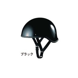 OGK(オージーケー) ハーフヘルメット リボルバー AN-1 (ブラック/57〜59cm)|e-net