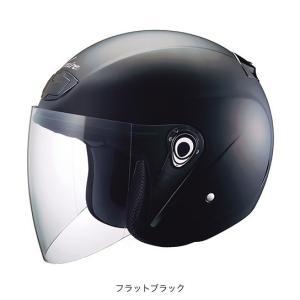OGK(オージーケー) スポーツジェットヘルメット ヴェニーレ (フラットブラック/57〜59cm)|e-net