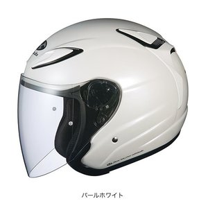 OGK(オージーケー) スポーツジェットヘルメット AVAND(アバンド)・2 (パールホワイト/M(57〜58cm))|e-net