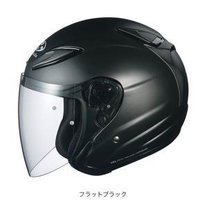 OGK(オージーケー) スポーツジェットヘルメット AVAND(アバンド)・2 (フラットブラック/S(55〜56cm))|e-net
