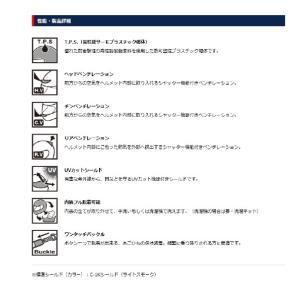 OGK(オージーケーカブト)フルフェイスヘルメット FF-R3|e-net|04