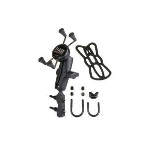 【M】ラムマウント バイク用ホルダー   ブレーキ/クラッチ&U字Xグリップセット RAM-B-174-UN7U|e-net