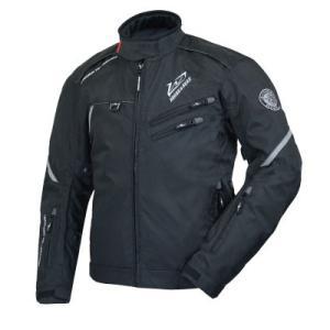 ラフ&ロード(ラフアンドロード)春夏モデル RR4011 SSFライディングジャケット(ブラック・XL)|e-net