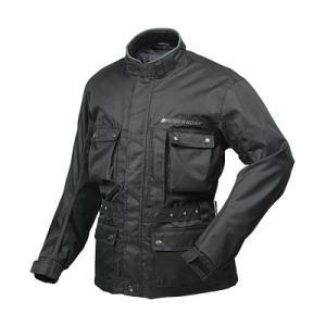 ラフ&ロード(ラフアンドロード) 春夏モデル RR7210 デュアルテックストレイルツーリングジャケット [ブラック/M] e-net