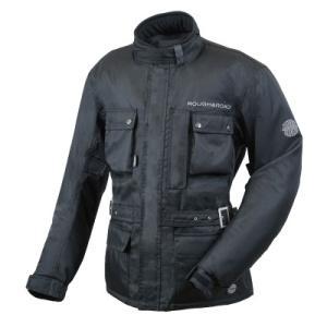 ラフ&ロード(ラフアンドロード) 秋冬モデル RR7685 デュアルテックスウインタートレイルツーリングジャケット[ブラック/BL]|e-net