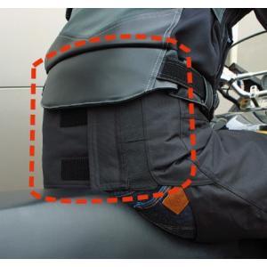 ラフ&ロード(ラフアンドロード) 秋冬モデル  RR7700 品名イージーラップオーバーパンツ [ブラック/L] e-net 02