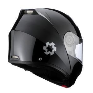 ライズ(RIDEZ) ヘルメット GK NIGHT ブラック (57-60cm)|e-net
