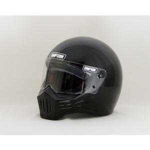 シンプソン(SIMPSON) フルフェイスヘルメット MODEL 30(モデル30 M30) e-net