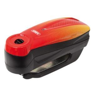 ABUS(アブス) 盗難防止用品 Detecto 7000 RS 1 sonic レッド[1645000028]|e-net