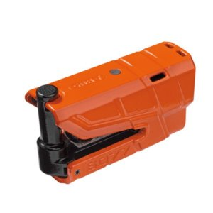 ABUS(アブス) 盗難防止用品 8077 Granit Detecto X-Plus orange[1645000026]|e-net