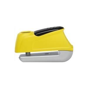 ABUS(アブス) 盗難防止用品 345 Trigger Alarm イエロー トリガーアラーム 345[1645000012]|e-net