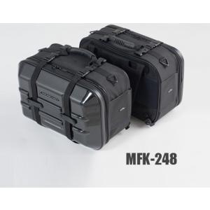 タナックス(TANAX) ツアーシェルケース2 ブラック/MFK-248|e-net