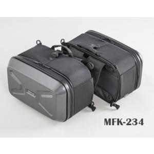 タナックス(TANAX) サイドバッグ ミニシェルケース MFK-234 (カーボン柄)|e-net