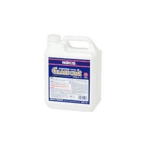 WAKO'S ワコーズ(和光ケミカル) 高濃縮保護つや出し剤 GC グロスコート 4L/V208|e-net