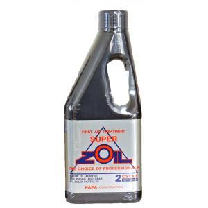 【在庫有】スーパーゾイル(ZOIL) オイル添加剤 (2スト)2サイクルエンジン用/450ml
