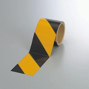 反射トラテープ(黄)90mm幅×10mm巻 374-06|e-netsign