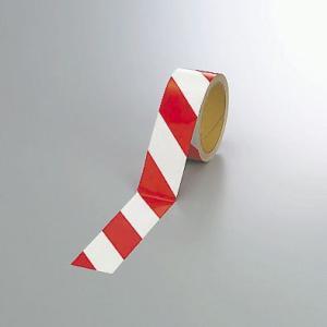 反射トラテープ(赤)45mm幅×10mm巻 374-11|e-netsign
