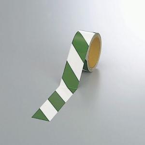 反射トラテープ(緑)45mm幅×10mm巻 374-14|e-netsign