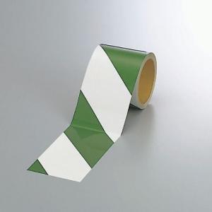 反射トラテープ(緑)90mm幅×10mm巻 374-15|e-netsign