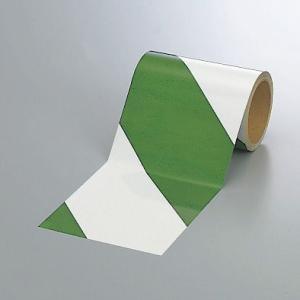 反射トラテープ(緑)150mm幅×10mm巻 374-16|e-netsign