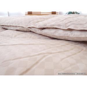 西川リビング ダブルサイズ 2枚わせタイプ羽毛掛け布団 (日本製) (ツインダウン) ハンガリー産シルバーグースダウン90%|e-ofutonya|04