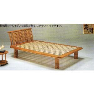 西川リビングダブルサイズすのこベッド(高間)|e-ofutonya