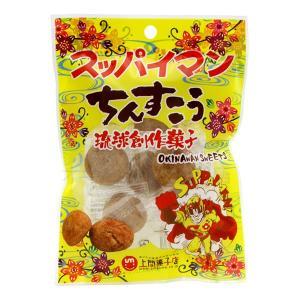 スッパイマンちんすこう 8個入 沖縄 土産 お菓子