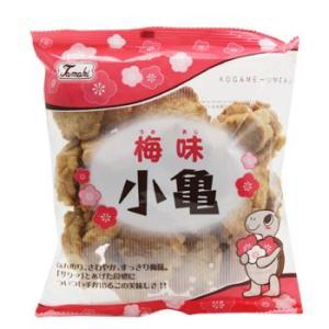 小亀(梅味)72g (沖縄 お土産 お菓子)