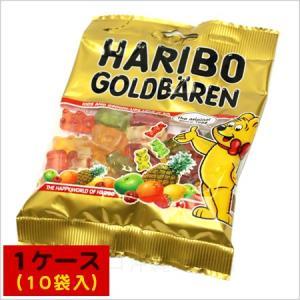 ハリボー ゴールドベア 100g×10袋 (1ケース)