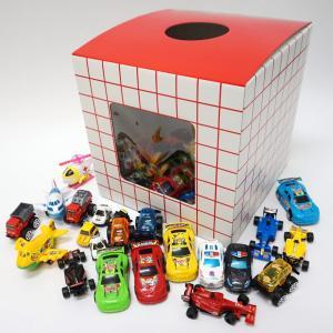 乗り物おもちゃ色々つかみどり 60個 e-omatsuri