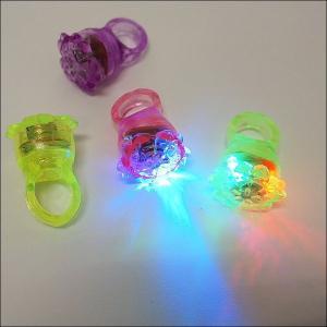 水に浮くすくい用おもちゃ ぷかぷか光る花の指輪(36個)/ 水のおもちゃ すくい用品 縁日  [動画有] e-omatsuri 04