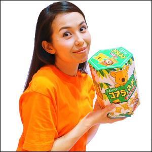 特大お菓子・駄菓子 超特大コアラのマーチ H21cm 4個【軽減税率対象商品】|e-omatsuri
