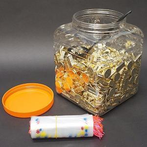 イミテーションGOLDすくいどり 透明ボトルタイプ 約700個 e-omatsuri