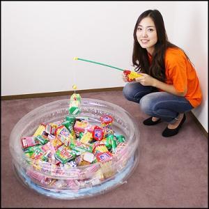 おやつのお菓子つりつり大会 78個|e-omatsuri