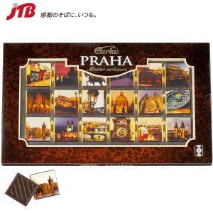 チェコ お土産 プラハ 風景チョコ 18枚入 チョコレート お菓子