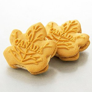 カナダ お土産 メープルクリームクッキー20袋...の詳細画像3