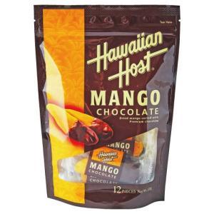 Hawaiian Host チョコがけマンゴー3袋セット