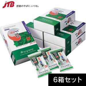 大韓商社 韓国のりギフトボックス6箱セット