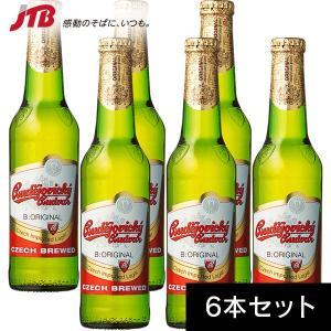 ヨーロッパのお土産 ビールの本場チェコで人気の本格派ピルスナービールです。   ■内容量:330ml...