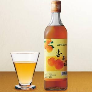 中国あんず酒1本(600ml)