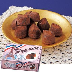フランス チョコトリュフミニ 1箱 フランス お土産 チョコレート ショコラ フランス土産 お菓子 スイーツ まとめ買い おみやげ n0518 JTB 世界のおみやげ屋さん