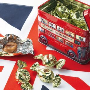 イギリス お土産 チャーチル 缶入りクリームトフィー|キャンディ・グミ ヨーロッパ イギリス土産 ホ...