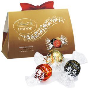 リンツ リンドールアソート 1箱 スイス お土産 チョコレート ヨーロッパ スイス土産 お菓子 義理チョコ JTB 世界のおみやげ屋さん