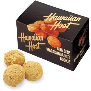 ハワイ お土産 ハワイアンホースト マカダミアナッツクッキー 1箱 クッキー ハワイ ハワイ土産 お菓子 まとめ買い 大量 ギフト プレゼント お返し JTB 世界のおみやげ屋さん